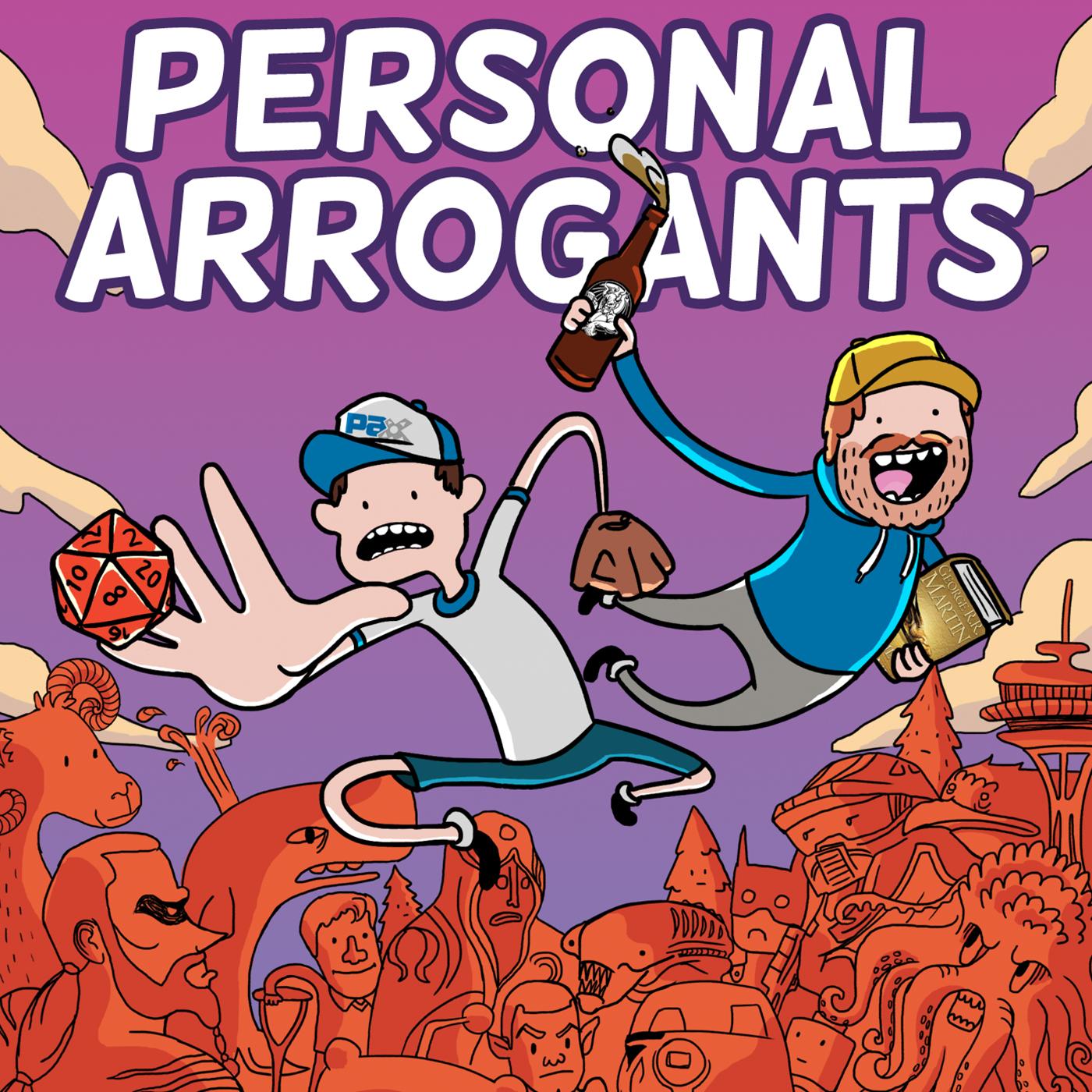 Personal Arrogants